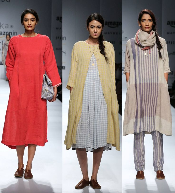 Eka by Rina Singh #SS16 #nowtrending #fashion #aifw #trends #women