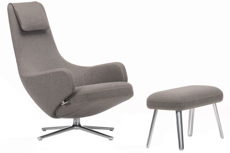 Heal's | Vitra Repos Lounge Chair And Panchina By Antonio Citterio - Easy Chairs - Armchairs - Furniture