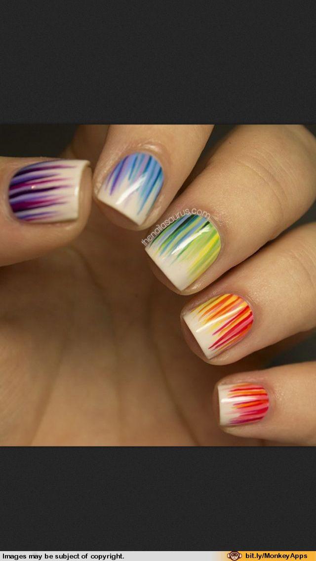 Mejores 98 imágenes de Diseños uñas en Pinterest | Uñas bonitas ...
