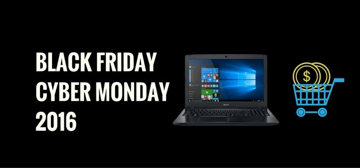 Black Friday & Cyber Monday 2016 - TOP 20 Laptop Deals