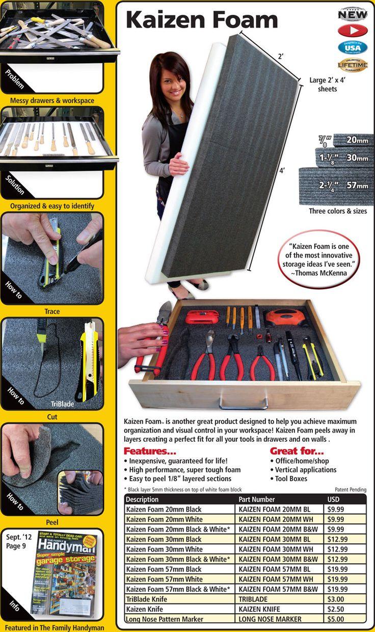 Cajón para herramientas