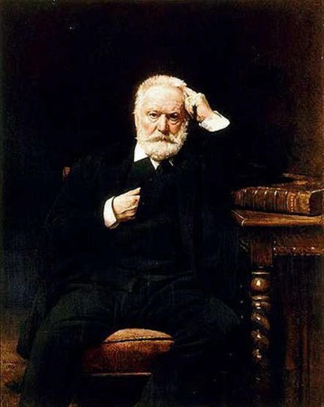 Repasa la biografia de Victor Hugo y sus principales obras