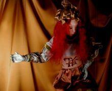 Rosie Rojas - Dolls: Artist Rosie, Original Art, Art Dolls, Rosie Rojas