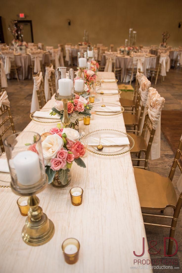 Houston Clear Lake League City Galveston Wedding Venue Decor
