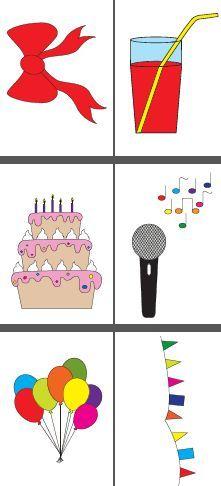 feest downloads 187 juf sanne thema verjaardag