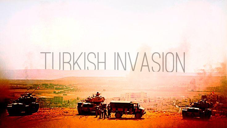 SouthFront: Turkey's Military Intervention to Syria