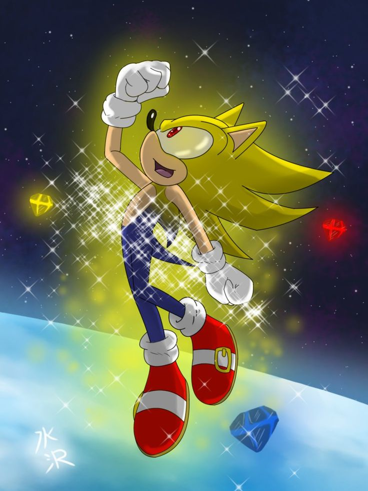 8815 best images about sonic the hedgehog on pinterest - Super sonic 6 ...