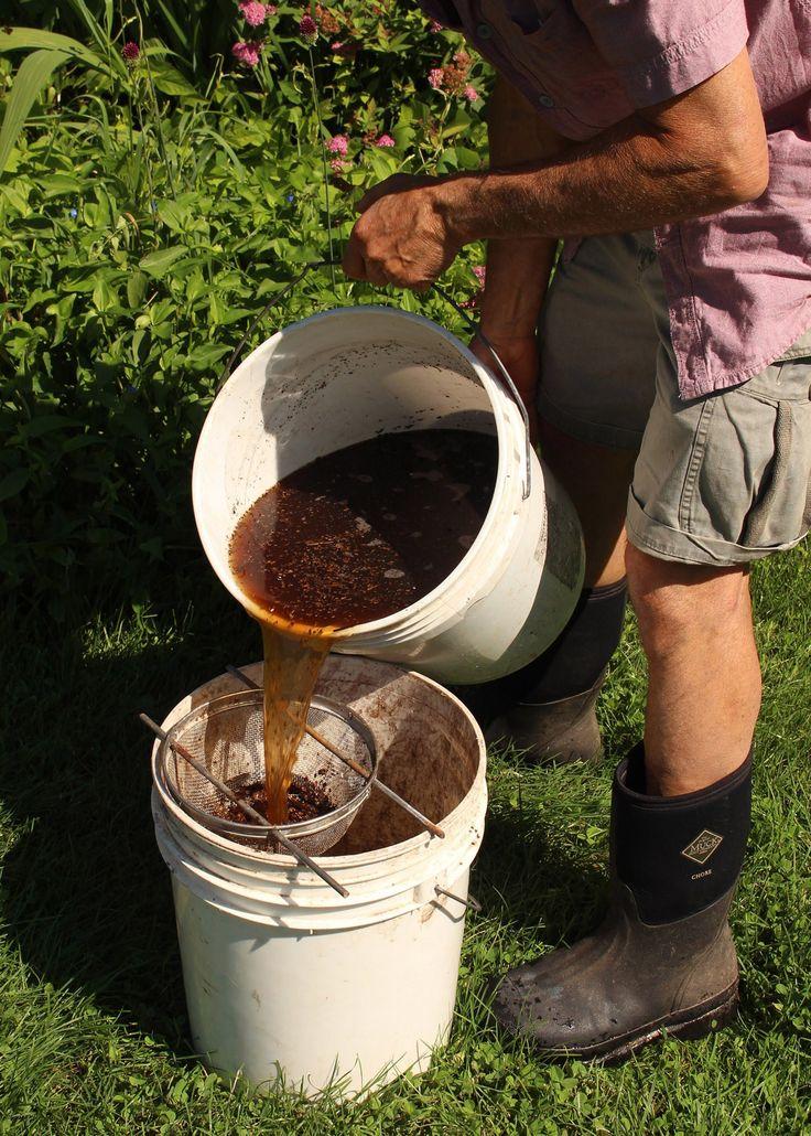 Компостный чай это природный энергетик (вытяжка из компоста) обожаемый растениями. Он являетсяуниверсальным, экологически безопасным и дешевым средством для удобрения и борьбы с вредителями. Дел…