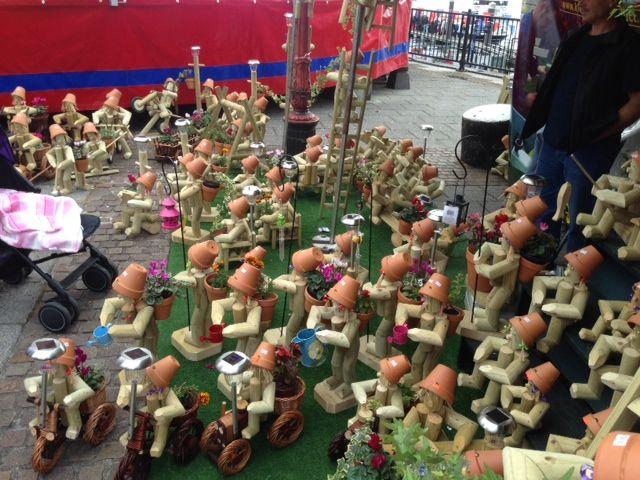 kiec gardens market place was part of the fantastic cardiff bay festival along