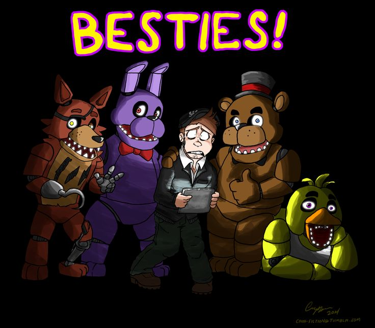 Nights at freddy s five nights at freddy s by rochejii on