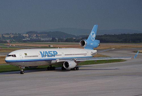 PP-SPK VASP MD-11 @ZRH;15.07.1996. Photo by Aero Icarus