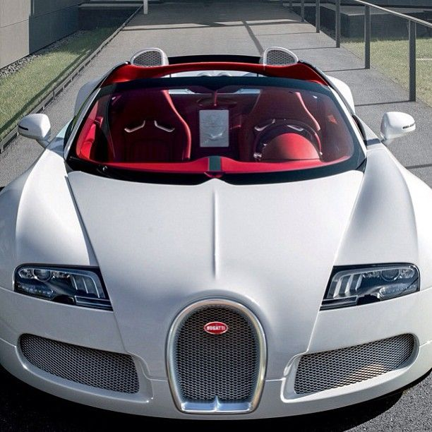 Buggati Veyron Grand Sport  if I had a million dollars and I needed a heart to live I'd still buy this car