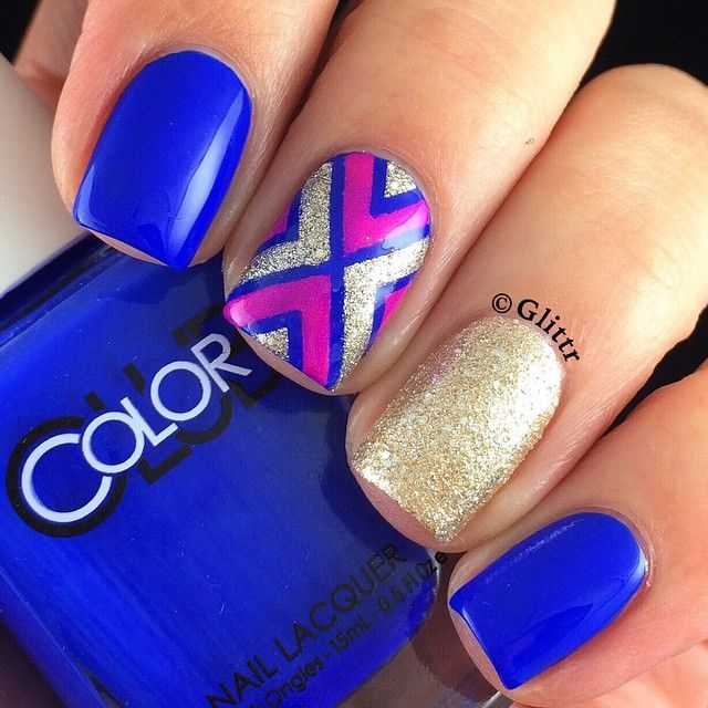 #manicure #nail #nailart | @andwhatelse