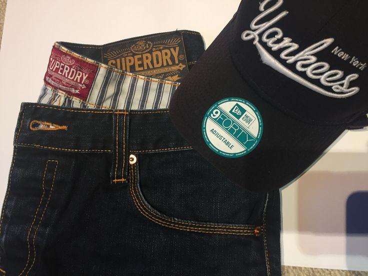 Vintage superdry jeans second hand scoop #vintage #second hand #superdry #jeans #cap #everyday #style #mens wear