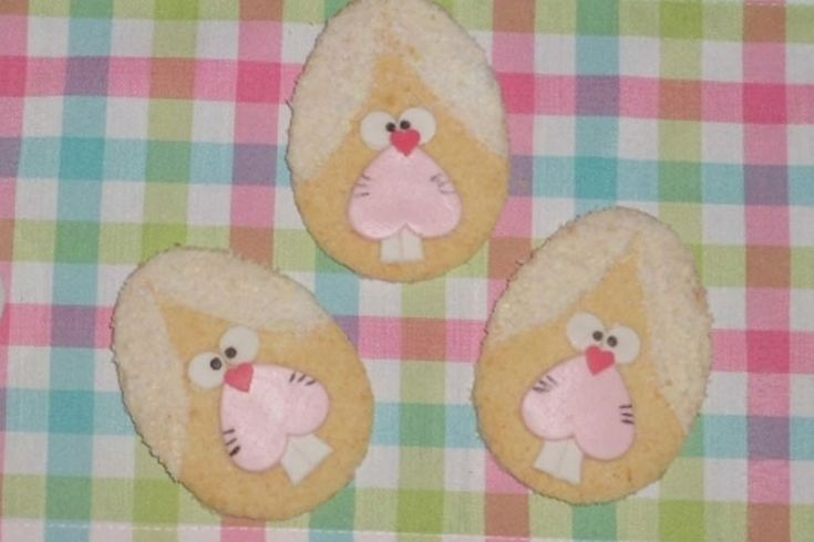 Sallys Blog - Süße Osterhasen mit Kokos