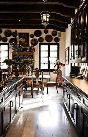 Fabulous spanish kitchen