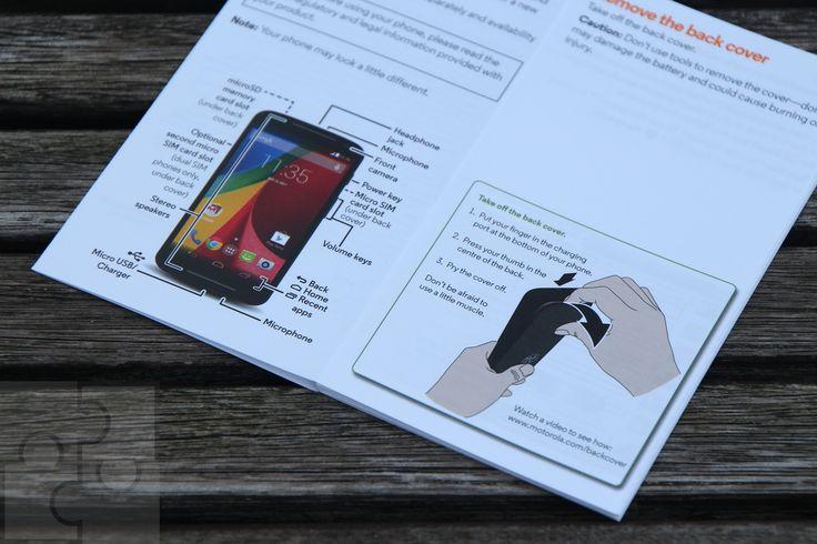 Motorola G (2 Gen.) - szedd le a hátlapot (ha tudod)