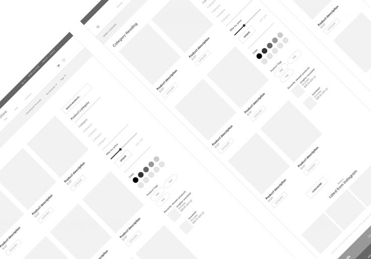 87 best best website wireframes images on pinterest for Axure tablet template