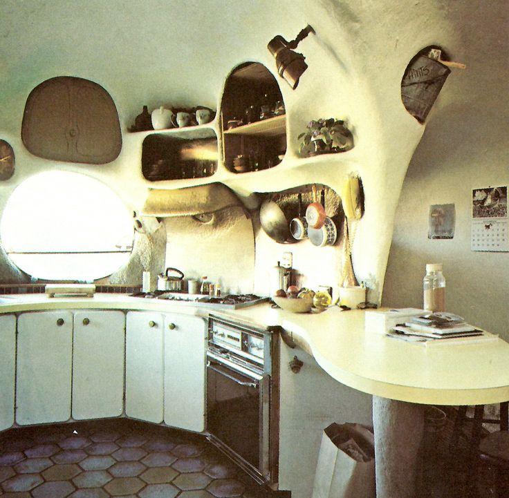 Unique Old Kitchen