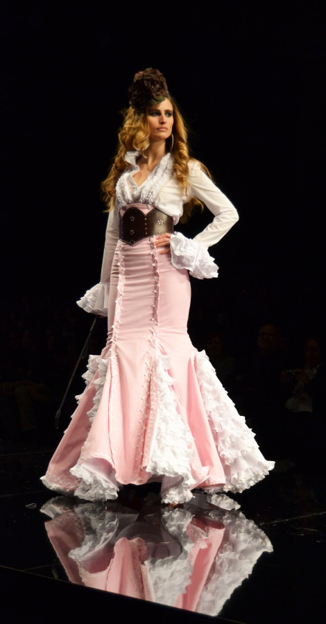 Flamenco Fashion by Margarita Freire. 2012