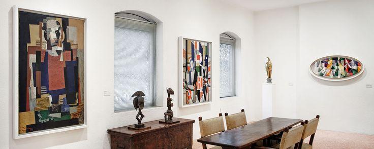 Cubism room