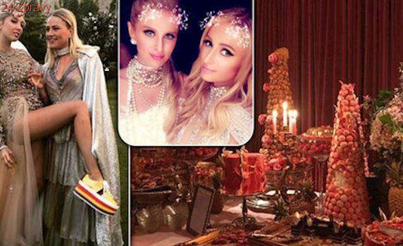 Nekonečný luxus i nahá ňadra! Princezna Řecká a Dánská slavila narozeniny
