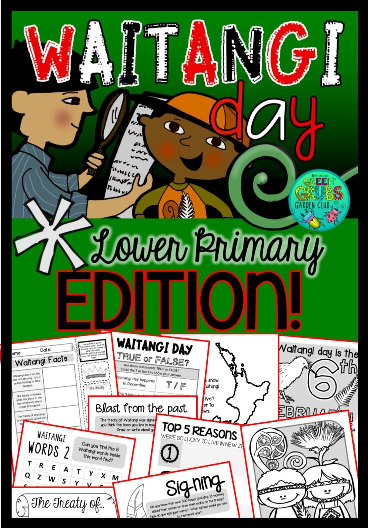 Our popular Waitangi day resource is now available in a pack for our lower primary learners!  This 25+ page A4 pack is designed to support your classroom discussions about the Treaty of Waitangi. It was created to address the lack of easy to use resources for LOWER primary aged children (Years 0,1 & 2) You can mix and match from the large selection of pages to best meet the needs of your class.