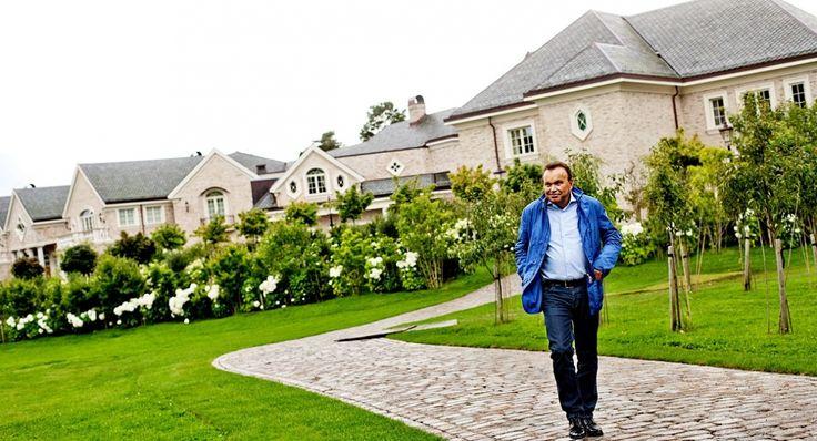 Villa Høili, Rødsveien 14, 1678 Kråkerøy, Norway (2008) - by Arkitekt Lorentz Gedde-Dahl MNAL