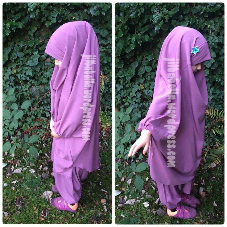 Mini Jilbabi- by Jilbabella