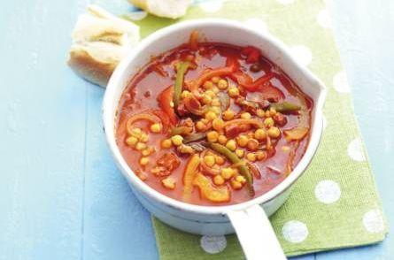 Spaanse Maaltijdsoep Met Chorizo recept | Smulweb.nl