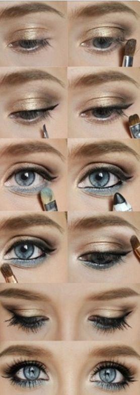 Cute and simple makeup tutorial