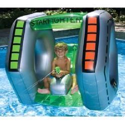 Splashnet Xpress Starfighter Squirter Pool Toy #GiftProfessor