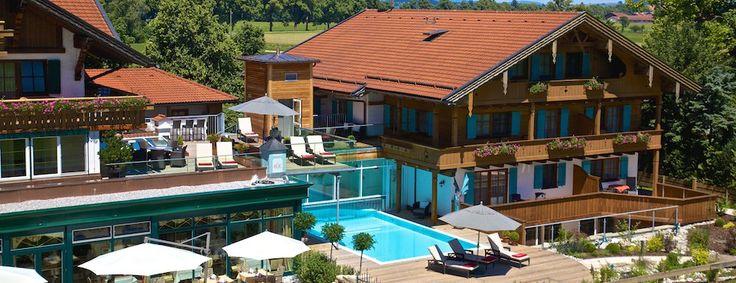 Romantisches Wellnesshotel Allgäu nahe Füssen - Hotel Rübezahl