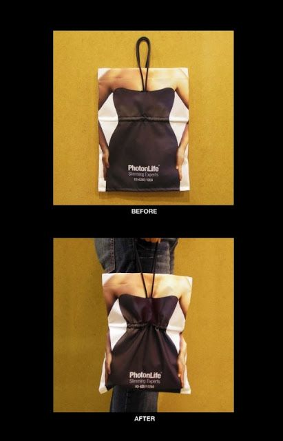 Darren Barnard – Creative Bag Advertising