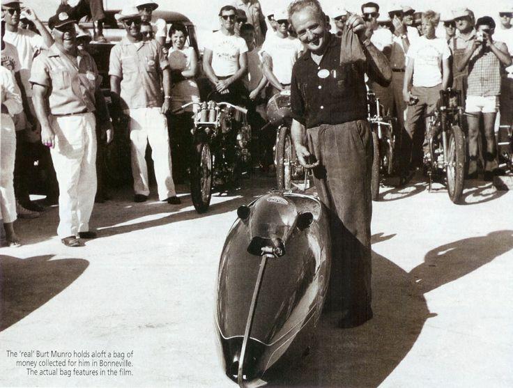 The Worlds Fastest Indian - Burt Munro