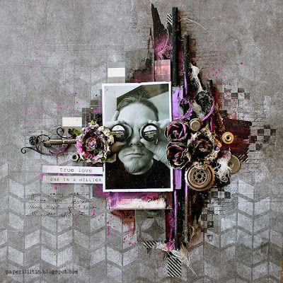 Riikka Kovasin - Paperiliitin: True love is one in a million