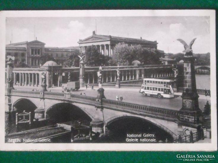 1936. Képeslap Berlinből