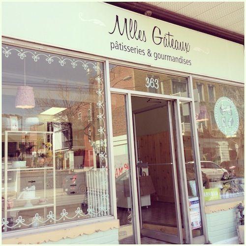 Mlles Gâteaux, Villeray - Super patisserie et proprios super gentilles. on aime! :)