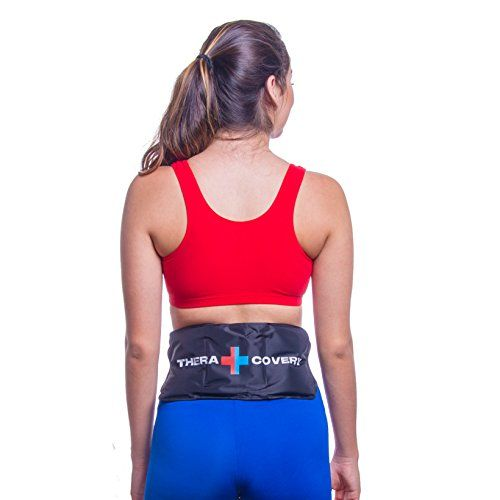 """Ice Packs for Injuries to Back Knee Shoulder Hip Neck Arm Sciatica & Arthritis Pain Relief 