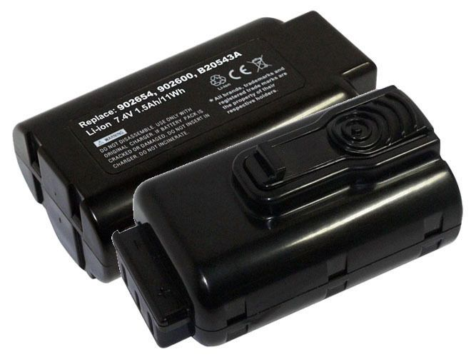 2 Power Tools 1.5AH Battery 902600 902654 B20543A for PASLODE B20543 CF325Li new #PowerSmart