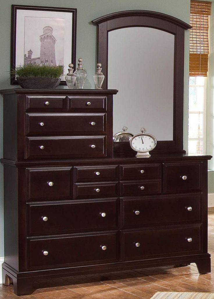 Bedroom Dresser Vanity