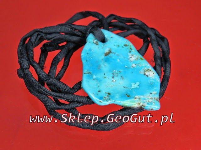 Pracownia Artystyczna GeoGut - biżuteria z kamieni naturalnych - turkus