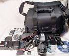 Canon Digital Cameras  Bundle : Canon EOS Rebel T3 / EOS 1100D 12.2MP...