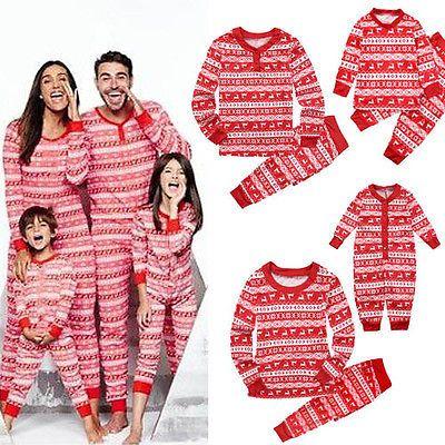 Семьи Соответствия Пижамы Набор Рождественские Костюмы Для Взрослых Детская Одежда набор Папа Отец мужчины Рождество Зима комплект одежды Младенца