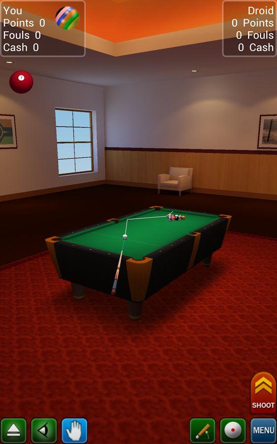 Pool Break Pro 3D v2.5.6 APK İndir | Javinzo.com