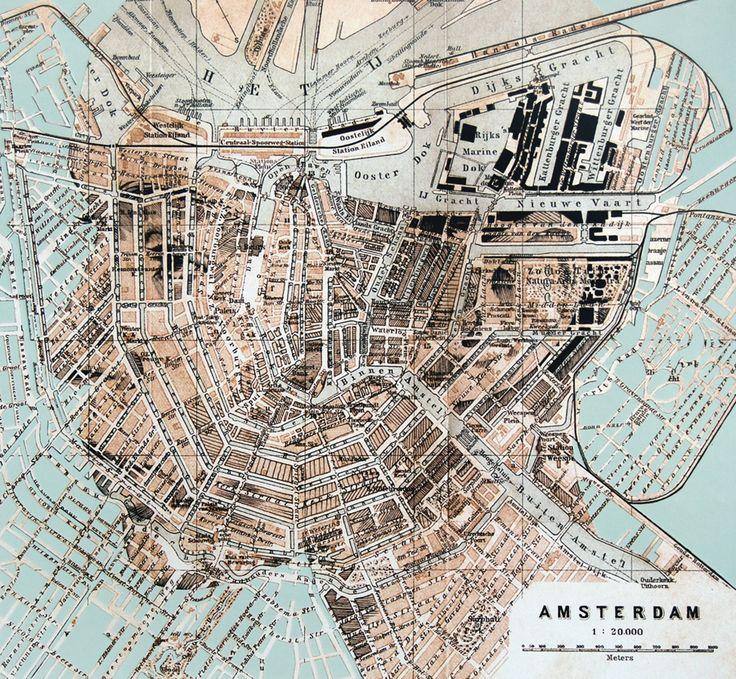 Ed Fairburn - Portrait su Amsterdam