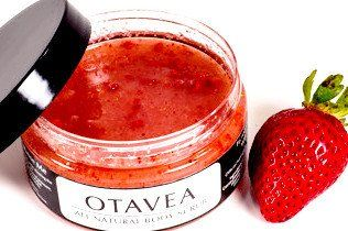 Strawberry Body Scrub