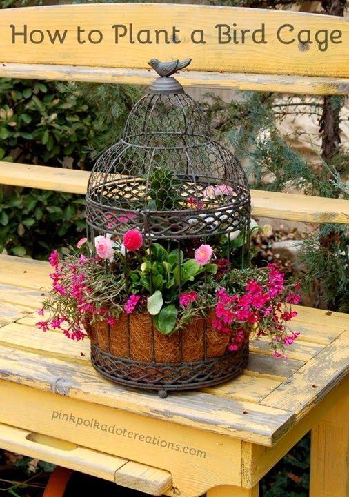 12 outdoor gardening projects ideas balkon und g rten. Black Bedroom Furniture Sets. Home Design Ideas