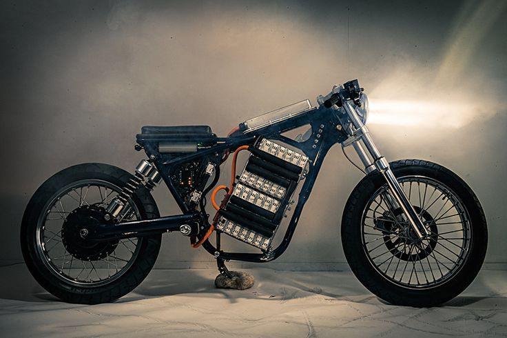 built from the ground up using traditional combustion bikes as a base, night shift electric motorcycles are both stylish and practical.