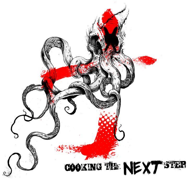 Trash Polka Skull By Mcrdesign On Deviantart: 64 Best Images About BLACK & RED TATTOOS On Pinterest